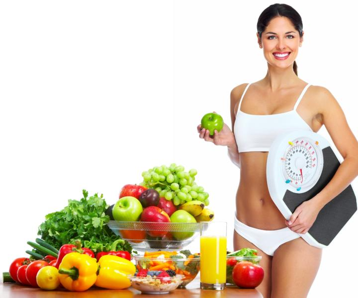 Правильное питания для похудения