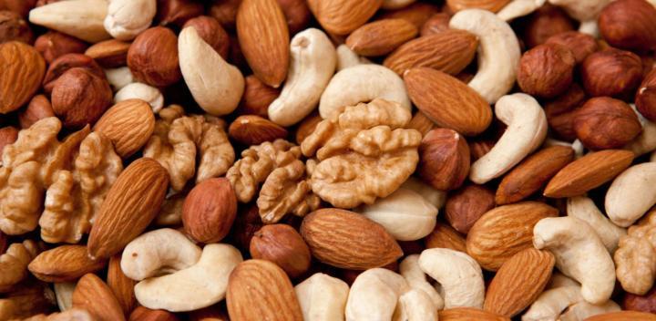 Какие орехи можно есть при похудении на диете
