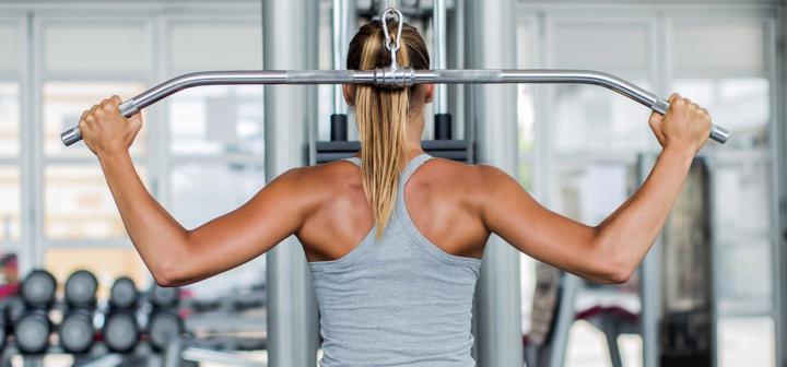 Программа круговой тренировки для женщин