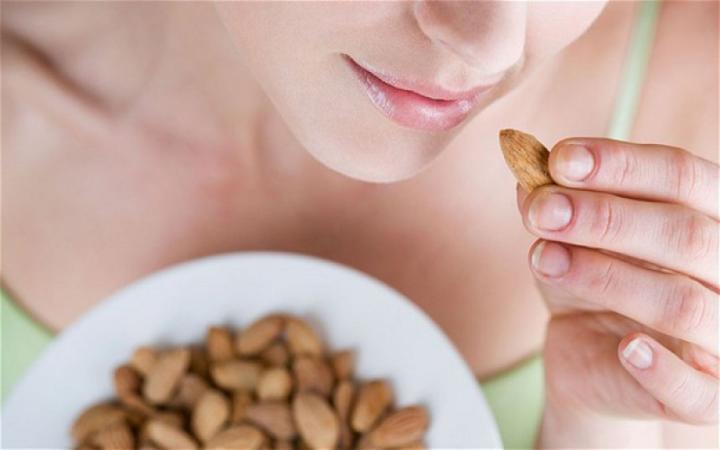 Орехи при похудении