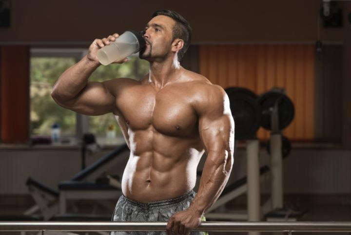 Правила питания для набора мышечной массы