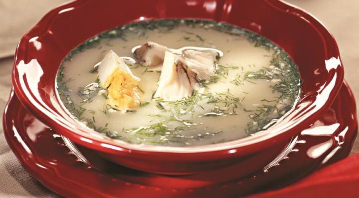 Рыбный суп для Атаки