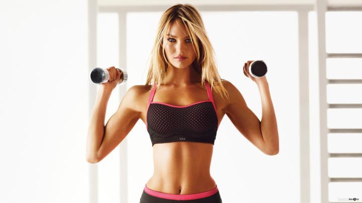 Самые эффективные упражнения для девушек