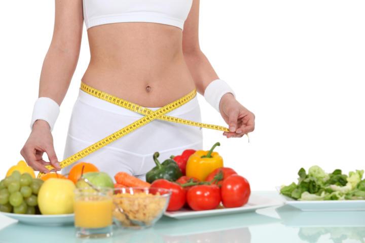 Здоровое питание для плоского живота