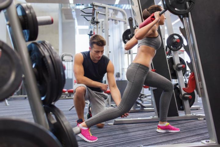 Особенности тренировок в тренажерном зале