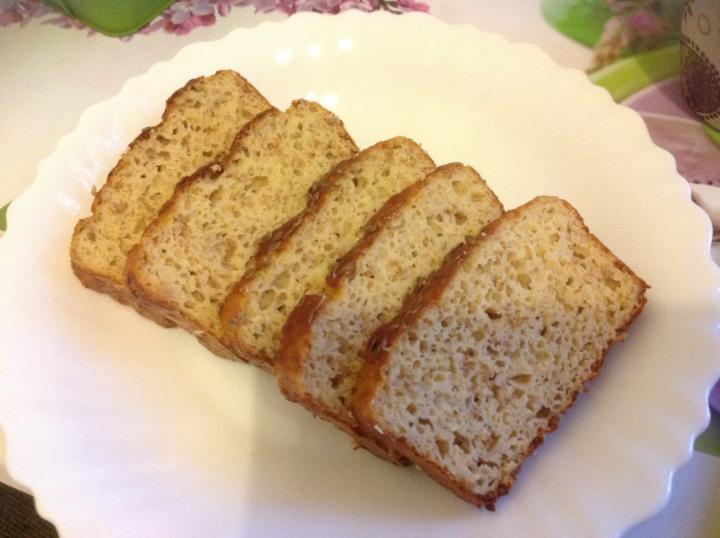 Отрубной хлеб по Дюкану