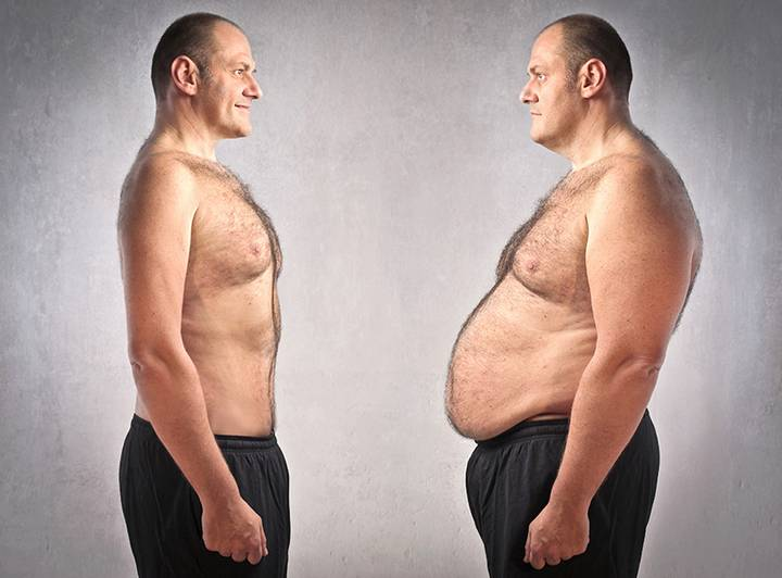 Как эффективно сбросить жир с боков и живота мужчине