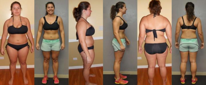 Кленбутерол фото до и после