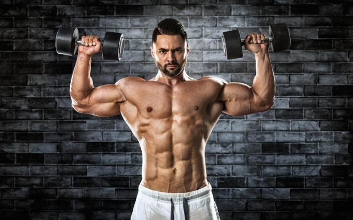 Как качаться для набора мышечной массы