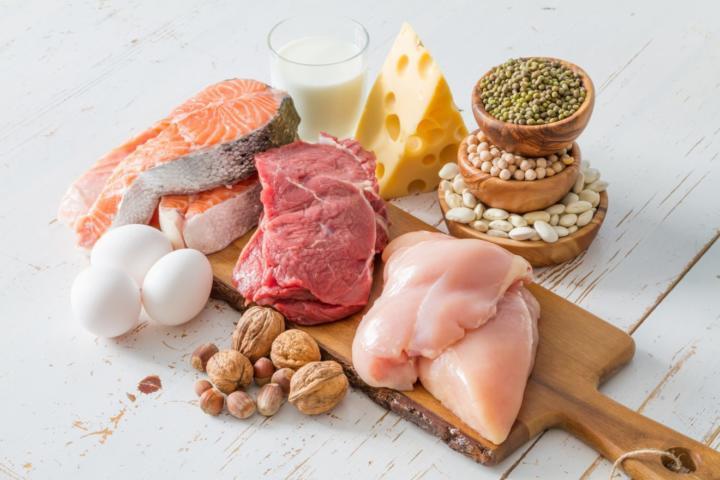 Высокобелковая диета: рацион питания и продукты