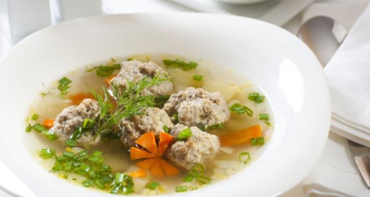 Куриный суп для Атаки