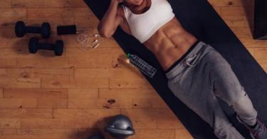 Лучшие упражнения для тонкой талии и плоского живота