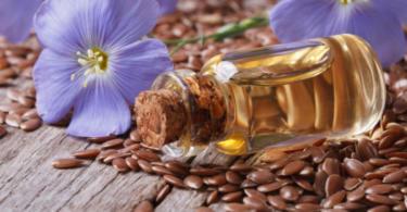 Масло и семена льна для похудения