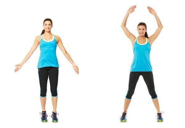 упражнения для совершенствования прыгучести