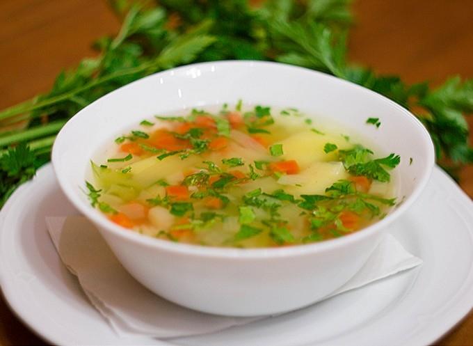 Суп Рисовый При Диете. Худеем — цель!