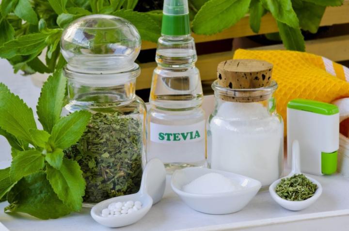 Листья стевии как применять вместо сахара