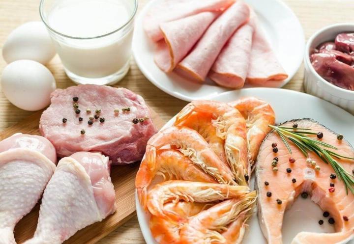 белковая диета на 4 недели меню