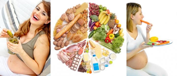 диета при беременности для снижения веса меню