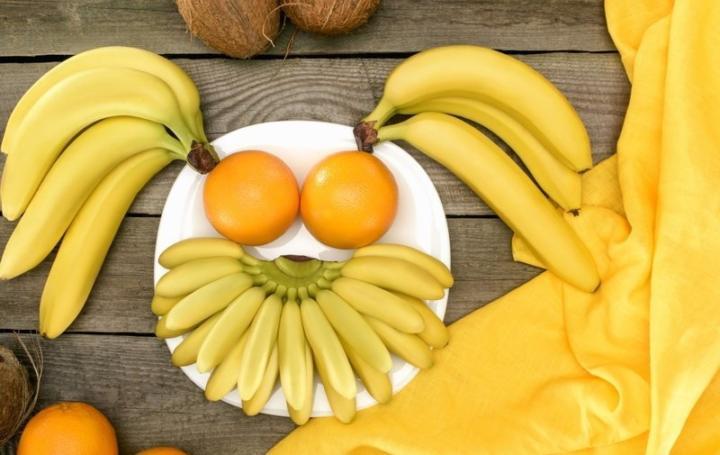 бананы для спортсменов